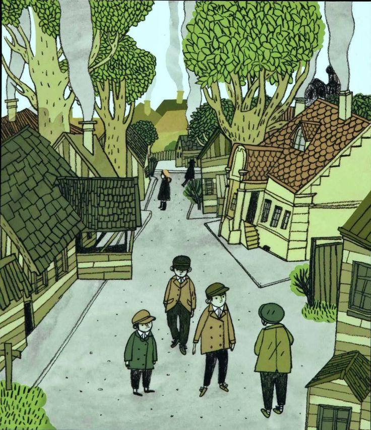 CHILDREN'S ILLUSTRATION: 2014 Bologna Book Fair: Selected Illustrators