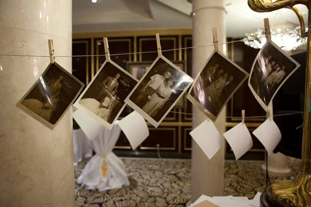 Ready photos has been drying in a very old-fashioned way