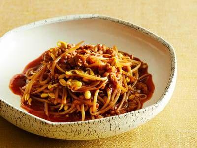 マーボーもやしレシピ 講師は菰田 欣也さん|使える料理レシピ集 みんなのきょうの料理 NHKエデュケーショナル