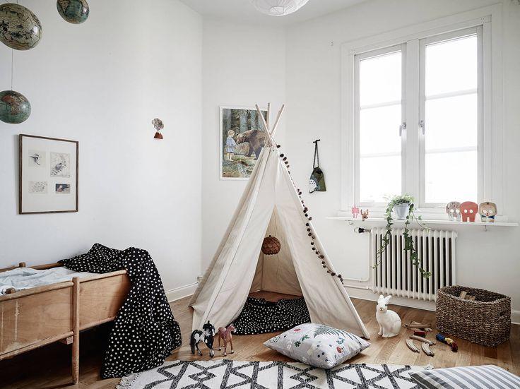 Ethnique et suédois - PLANETE DECO a homes world