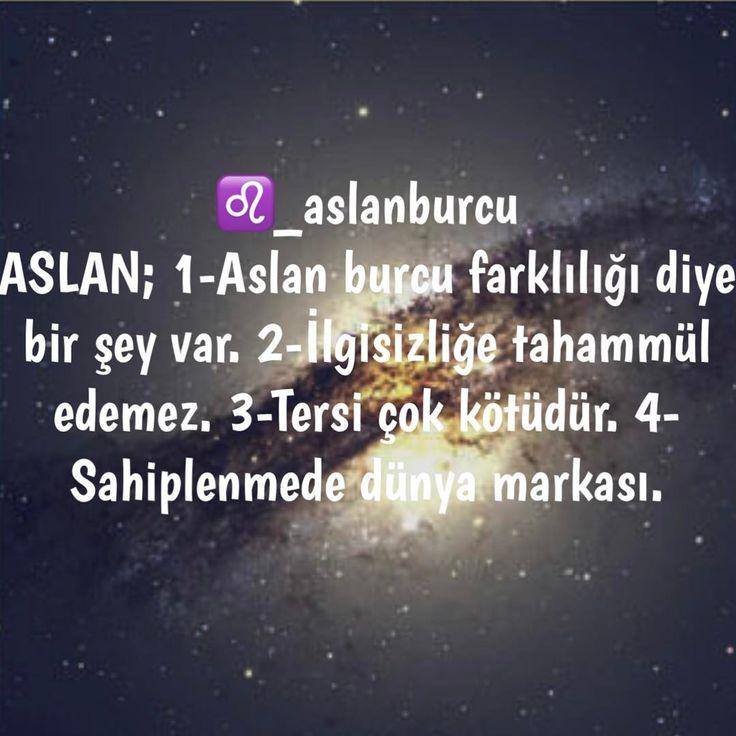 """770 Beğenme, 10 Yorum - Instagram'da Aslan Burcu (@_aslanburcu): """"#aslanlar #aslanburcu #burç #burcyorumları #burçyorumları #leo #burc"""""""