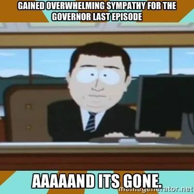 The Walking Dead season 4 memes