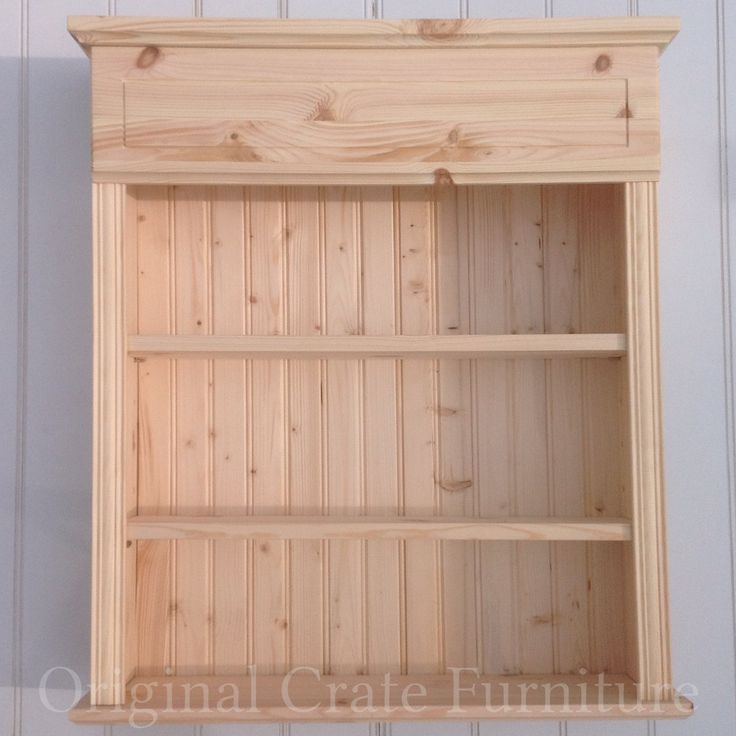 1000 ideas about wall shelf unit on pinterest diy wall for Wooden bathroom shelving unit
