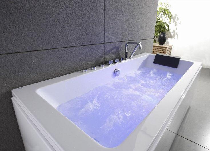 1000 id es sur le th me baignoire rectangulaire sur pinterest baignoire aci - Baignoire encastrable design ...