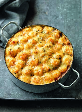 Homemade cottage pie with blue cheese mash - a fantastic classic recipe from one of our favourite chefs Tom Kerridge.