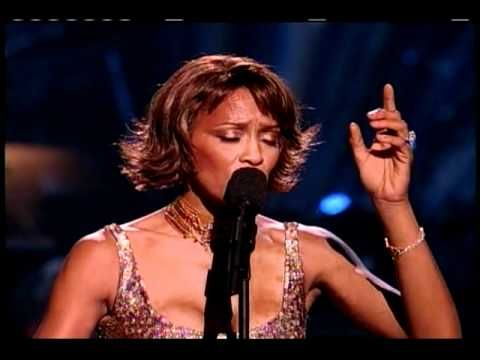 ▶ Whitney Houston - I Believe In You And Me, I Will Always Love In You (25 Years Arista Records) - YouTube