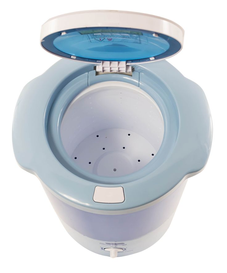 The Laundry Alternative - Mini Countertop Spin Dryer, $69.95 (http://www.laundry-alternative.com/product/Mini-Countertop-Spin-Dryer)