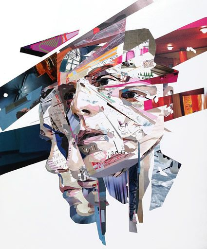 Artistaday.com : Brighton, UK artist Patrick Bremer