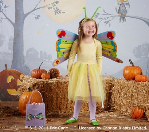 'The Very Hungry Caterpillar' Butterfly Costume $69.99 @Vicki Snyder Barn Kids