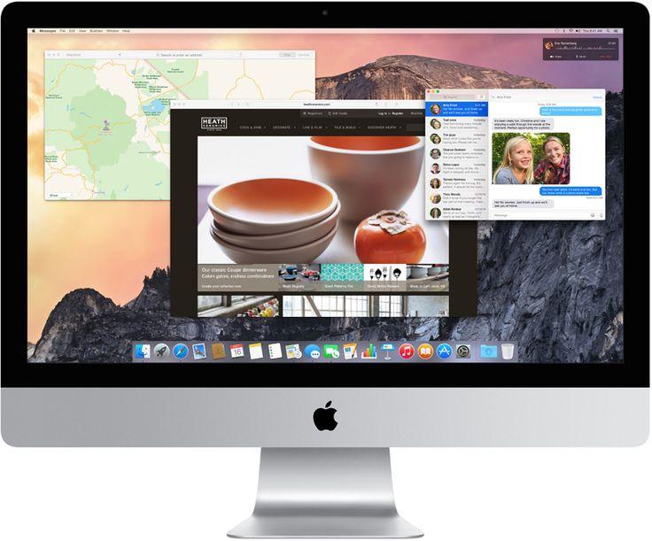 Apple - iMac, reconditionné ?
