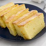 Filipino Goldilocks Taisan (Sponge Loaf Cake) | Jun-Blog: stories from my Filipino kitchen  ||  The aunt of a friend of mine used to make this for us, and it is the BEST stuff! Really, really wonderful! I'd definitely recommend it.