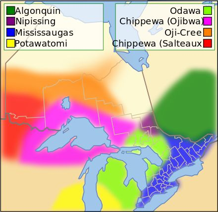 Algonquin people - Wikipedia