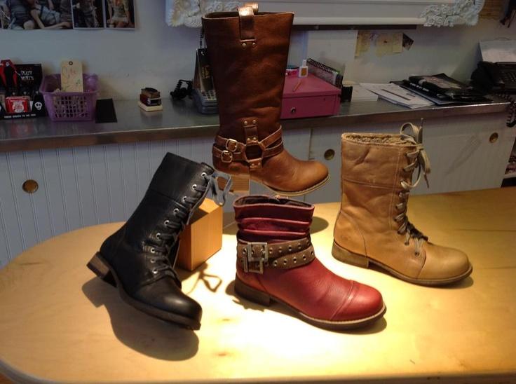 Caterpillar boots for women