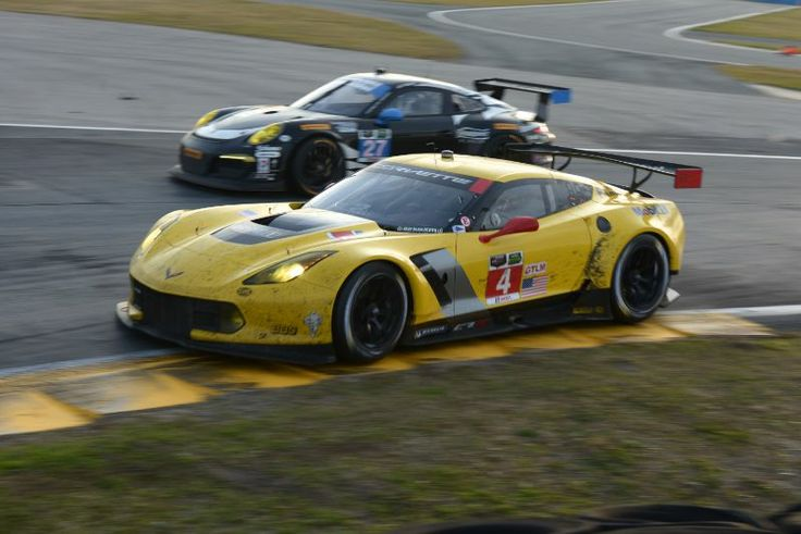 Rolex 24 Hours of Daytona 2014 - The new Corvette