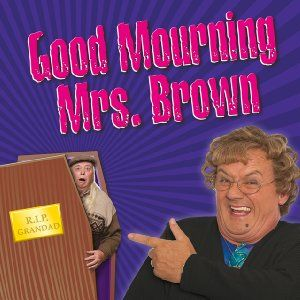 Buy Mrs. Brown's Boys: Good Mourning Mrs. Brown tickets from the official Amazon Tickets site. Find tickets, schedule, and photos for Mrs. Brown's Boys: Good Mourning Mrs. Brown at The O2 in London.