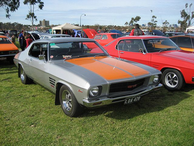 1972 Holden Monaro HQ GTS Coupe #cars #coches