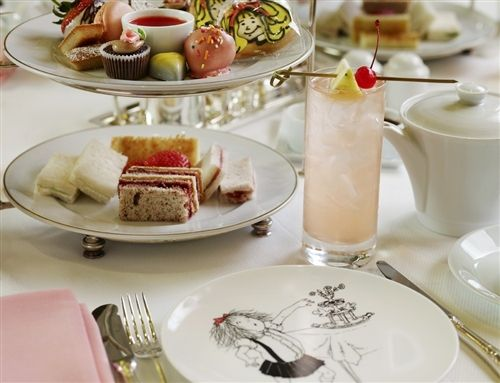 Treat mom to a tea party this Mother's Day at one of these delightful locales.