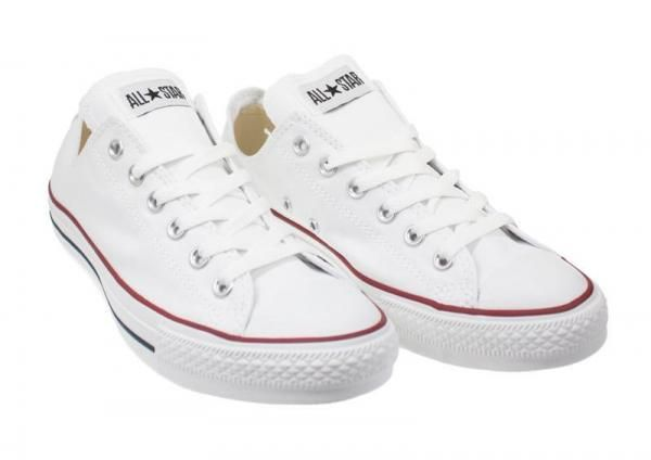 scarpe converse bianche