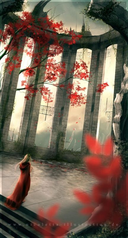 Ein verlassener Ort ist Wunder schön weil du der jenige bist der diesen Ort kennt und nur du bestimmst wer ihn sehen darf