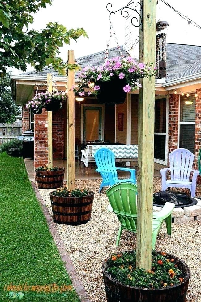 30 Rv Camping Decorating Ideas Diy Patio Backyard Landscaping