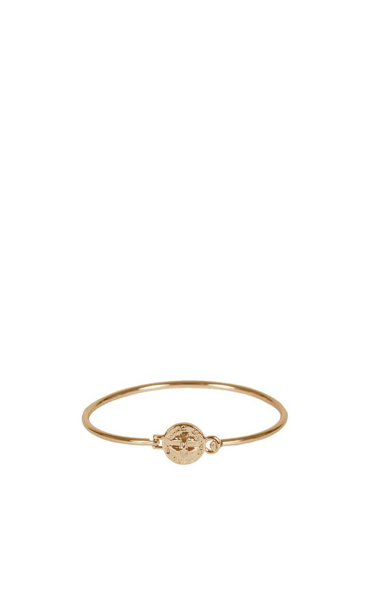Armband Skinny Turnlock GOLD - Marc by Marc Jacobs - Designers - Raglady