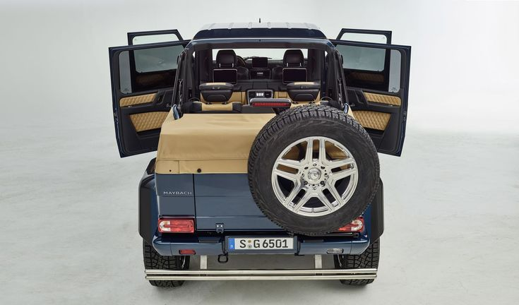 The G-wagon by Mercedes-Benz is one of the most prestigious and expensive SUVs on the road. Until now, its off-road performance has been dismal. It looks like that just changed with the German automaker's newest G-Wagon, the Maybach G-650 Landaulet. The Maybach G-650 combines the utmost in luxury with powerful off-road capability. This vehicle was designed to be a very …