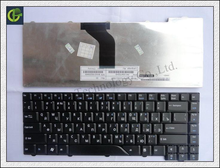 Russian Keyboard for Acer Aspire 5730 4937 4710Z 4712 4712G 4430 4290 4720G 5530 MS2219 4310 4320 4315 Z03 RKU Black keyboard