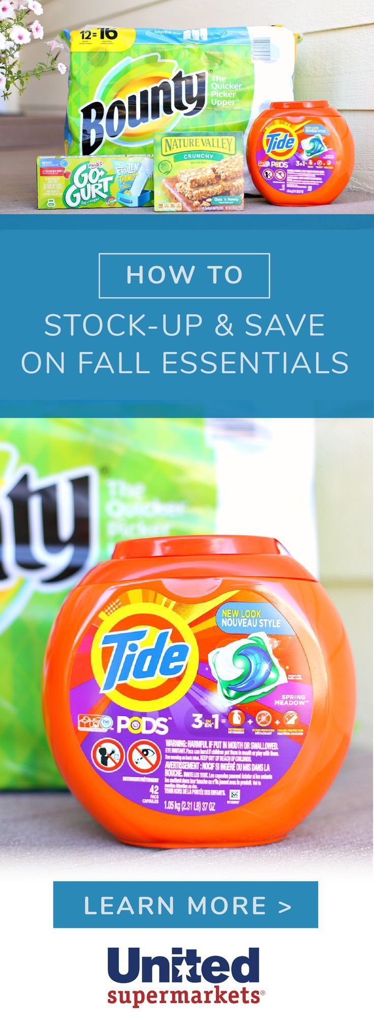 Save Big on Fall Essentials at the Safeway Stock Up Sale - #essentials #safeway #stock - #new - #essentials