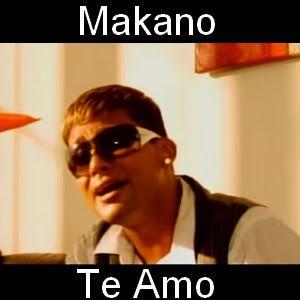 Acordes D Canciones: Makano - Te amo