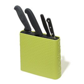 Best Wedding Gifts for Cooking Geeks - Cook's Illustrated  Bodum Bistro Universal Knife Block - Use any size knife in these slotless frames to accommodate any arsenal of cutlery