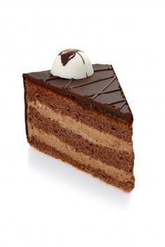 Luftige chokolade kagebunde