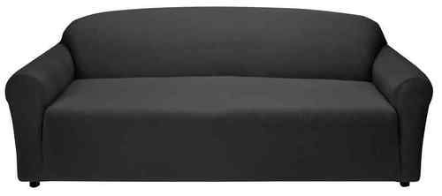 black slipcovers for couches