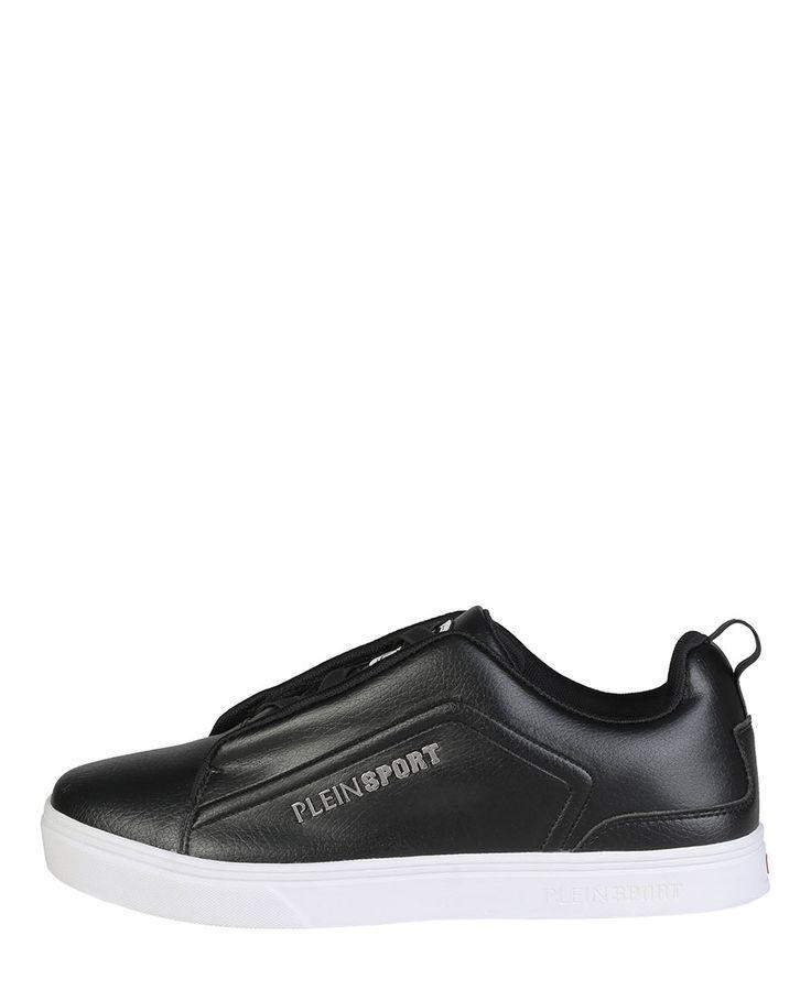 Sneaker uomo  PLEIN SPORT MSC0327SXV001 Nero - titalola.com