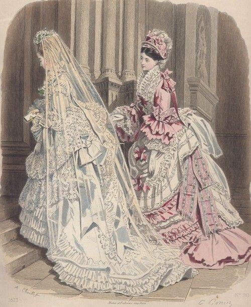 Revue de la mode - 1873
