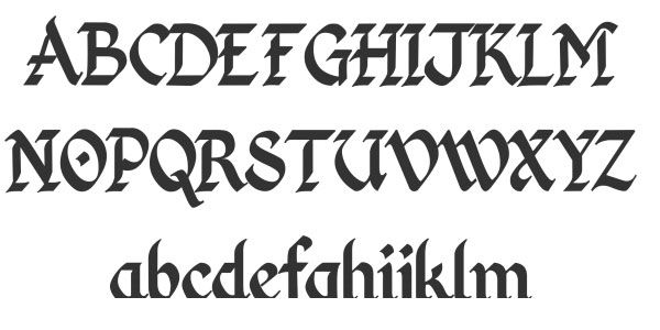 calligraphy fonts - Google Search | fonts, journal, etc ...