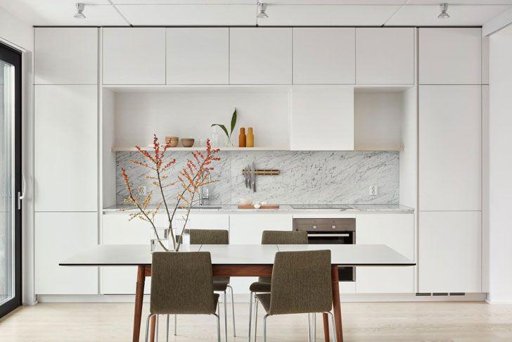 Современная квартира, полная уюта и нежности (71 кв. м) | Пуфик - блог о дизайне интерьера
