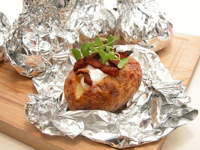 Ølbagte kartofler - mini