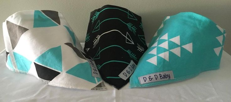 Bandana Bib Packs