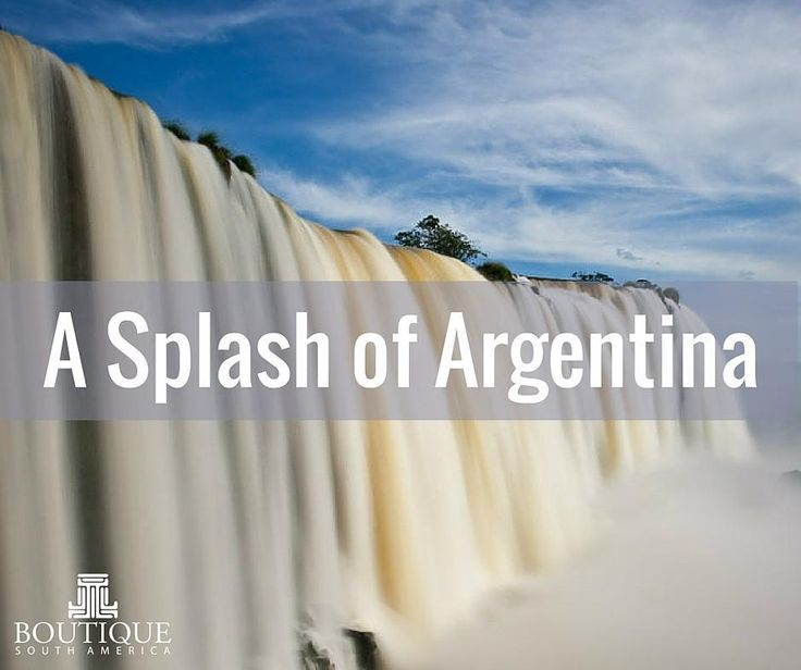 Two of the most different yet incredible places to go in Argentina are the beautiful city of Buenos Aires and the impressive Iguazu Falls. This 7 day long experience lets you experience both of these amazing places in the most rewarding and memorable ways#iguazufalls #buenosaires #argentina #amazingadventure #incredibleviews  Check it out at http://ift.tt/1KVxE4F with boutique south america