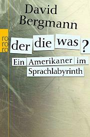 Was passiert, wenn sich ein Amerikaner auf intensive Tuchfühlung mit der deutschen Sprache begibt? David Bergmann, der seit 1996 in Deutschland wohnt, hat einen langen, mit Fettnäpfchen und Missverständnissen gepflasterten Weg hinter sich. Auf diesem hat er nicht nur den Unterschied zwischen einem vermöbelten und einem möblierten Zimmer gelernt und wieso es manchmal besser ist, jemanden zu siezen.