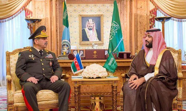 Το Κουτσαβάκι: Η Σαουδική Αραβία στοχεύει στο Ιράν από τον Καύκασ...