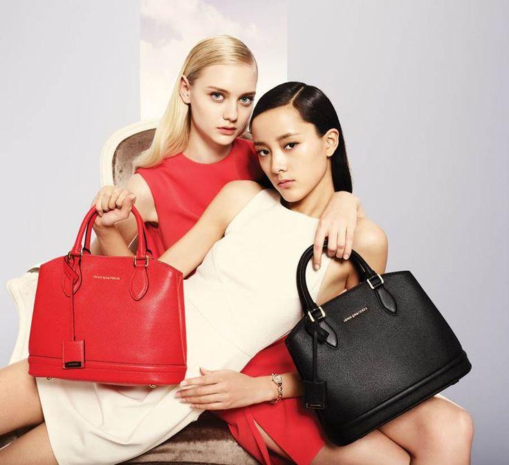 Louis Vuitton Handbags Campaign 2014 ft. Michelle Williams