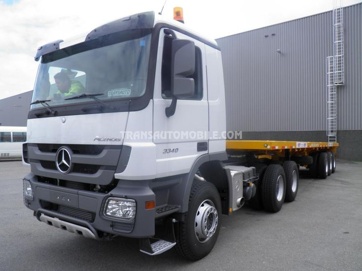 Mercedes 3340 6X4 Brand new https://www.transautomobile.com/en/export-mercedes-3340/1699?PI