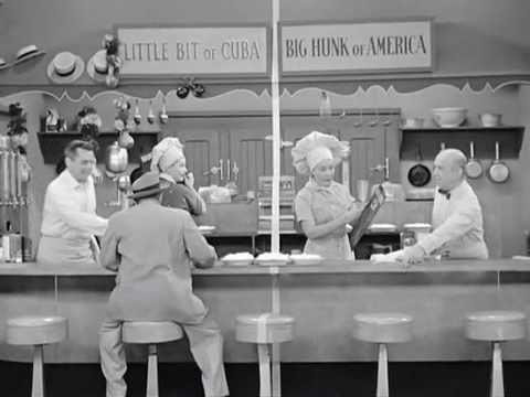 I Love Lucy- Hamburgers
