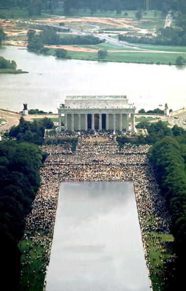 I Have A Dream - Washington, 1963. Why don't we have these anymore?