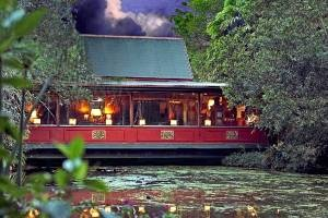The Spirit House,  Yandina, Queensland. Probably the best Thai restaurant ever...