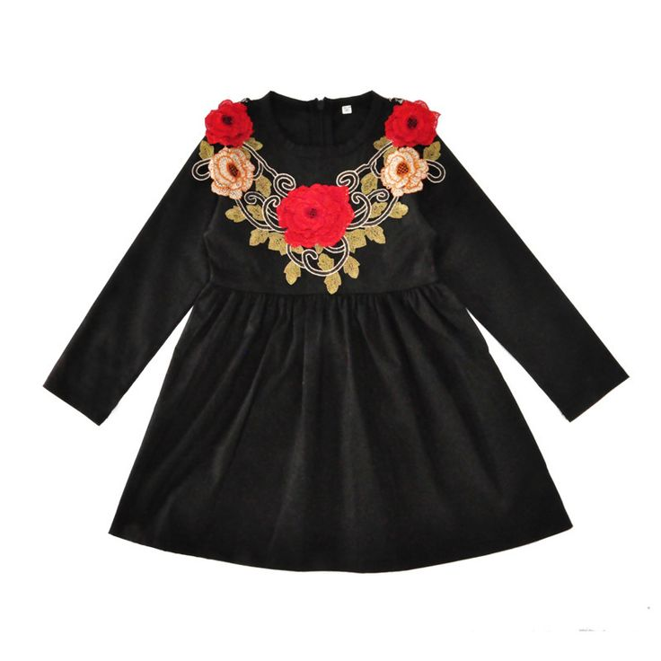 LILIGIRL Autumn Baby Dress Clothes Brand Princess Kids Dresses For Christmas Party Dress Long Sleeve Flower Children Clothing. Yesterday's price: US $12.22 (10.14 EUR). Today's price: US $10.26 (8.48 EUR). Discount: 16%.