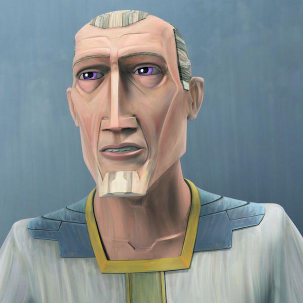 Prime Minister Almec - Star Wars Clone Wars  °°