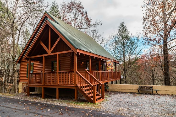 Cabins in Sevierville, TN - All Together Sleeps 7-12 offered by Misty Tobitt. See photos, pricing, availability, and make a reservation.