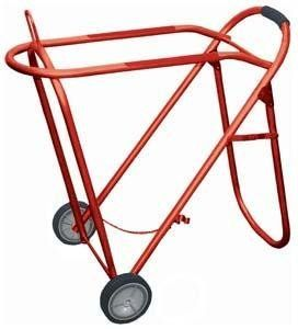 Abetta Folding Saddle Dolly by ABETTA. $72.70. Colorful Aluminum tubing saddle dolly with wheels makes it easy to move your saddle around. Folds down for easy storage when not in use.